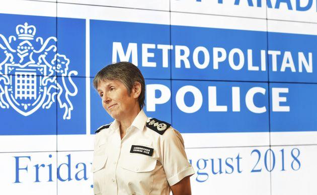 Met Police Commissioner Cressida