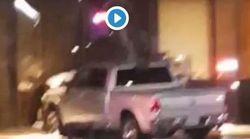 Φορτηγάκι έπεσε εσκεμμένα στα στούντιο του Fox News στο