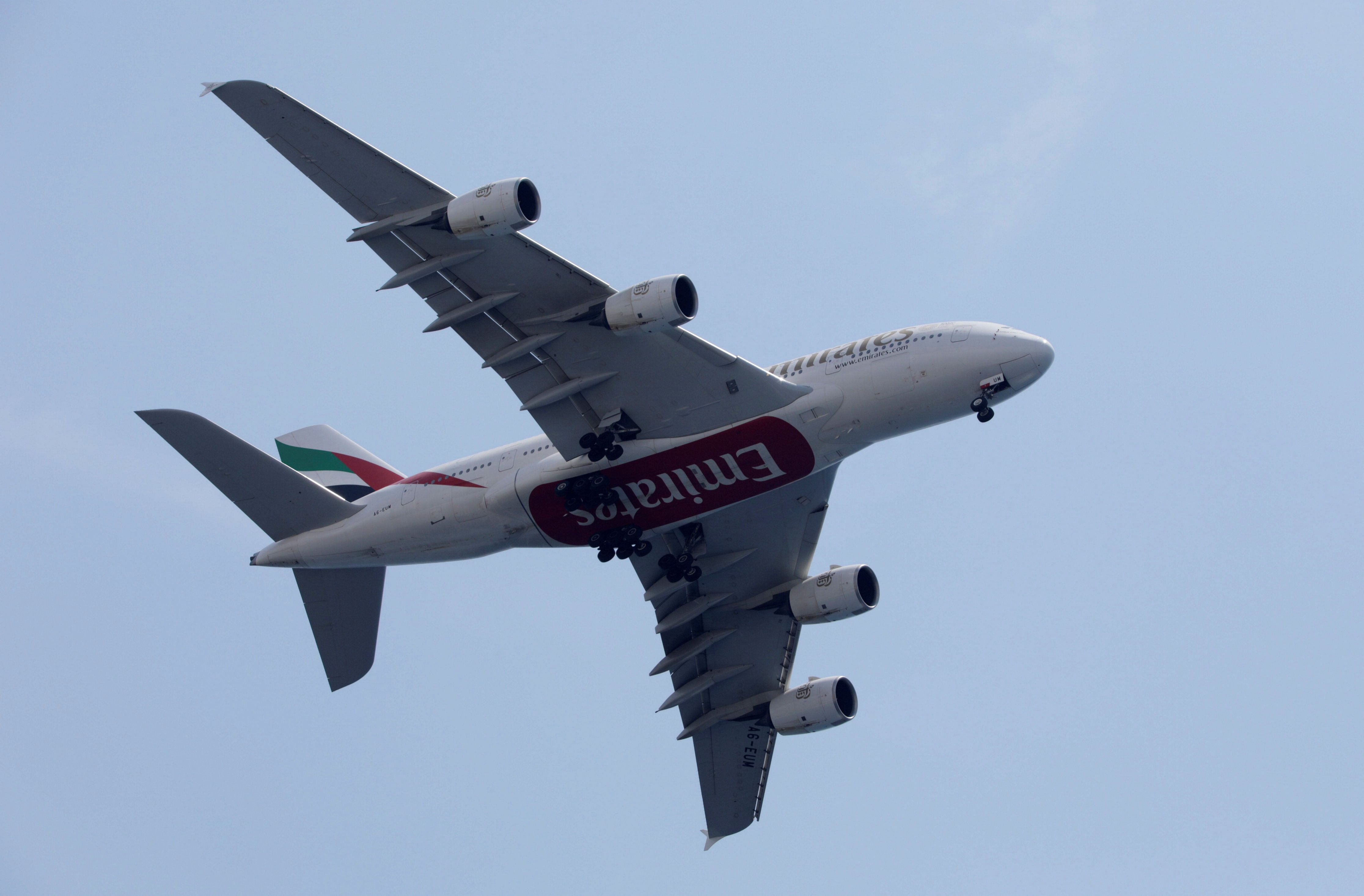 Emirates Flight Lands At JFK Airport With 'Dozens' Of Sick