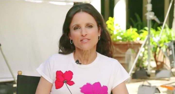 """I've come out the other side of this,"" Julia Louis-Dreyfus said."