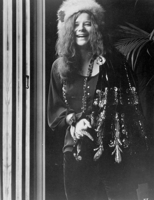 A photo of Joplin from 1970.