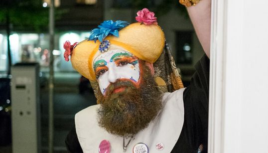 Deutschlands erster schwuler Imam: