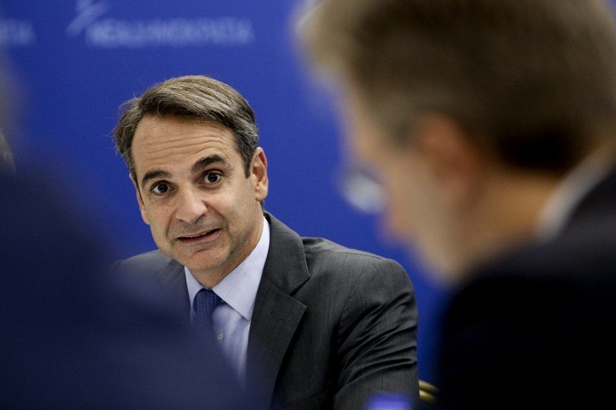 Μητσοτάκης: Το τρίτο πρόγραμμα απέτυχε. Η Ελλάδα βγαίνει βαριά