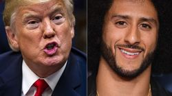Trump Says Nike Is 'Getting Absolutely Killed' Due To Colin Kaepernick
