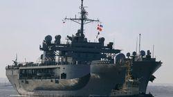 USS Mount Whitney: Η ναυαρχίδα του αμερικανικού 6ου Στόλου στη ΔΕΘ και το «μήνυμα» των ΗΠΑ