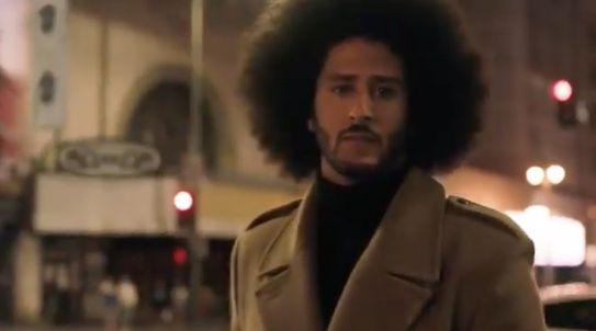 Colin Kaepernick Unveils An Emotional New Nike Ad Amid