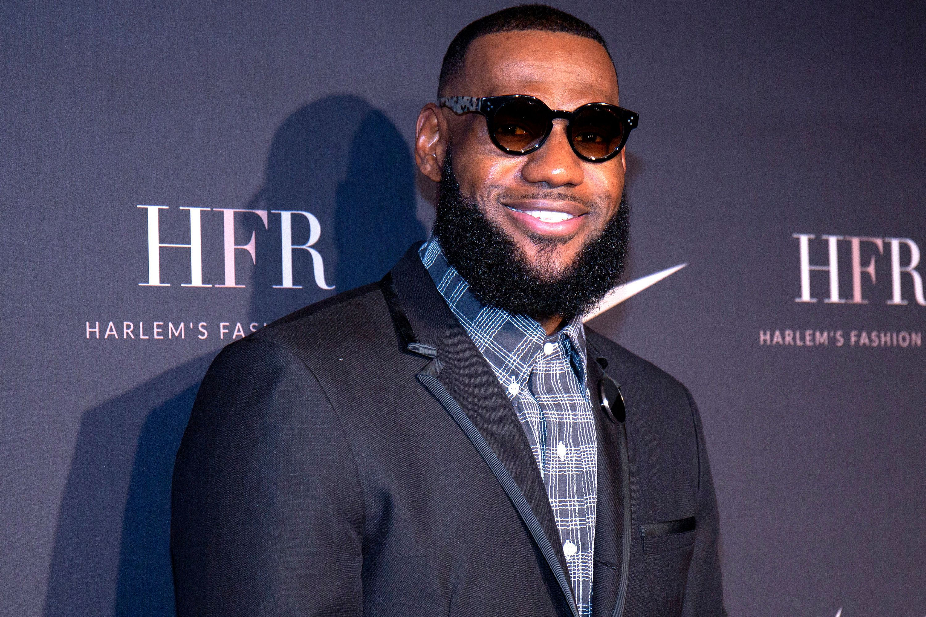 NEW YORK, NY - SEPTEMBER 04:  Lebron James attends Harlem's Fashion Row at Capitale on September 4, 2018 in New York City.  (Photo by Santiago Felipe/WireImage)