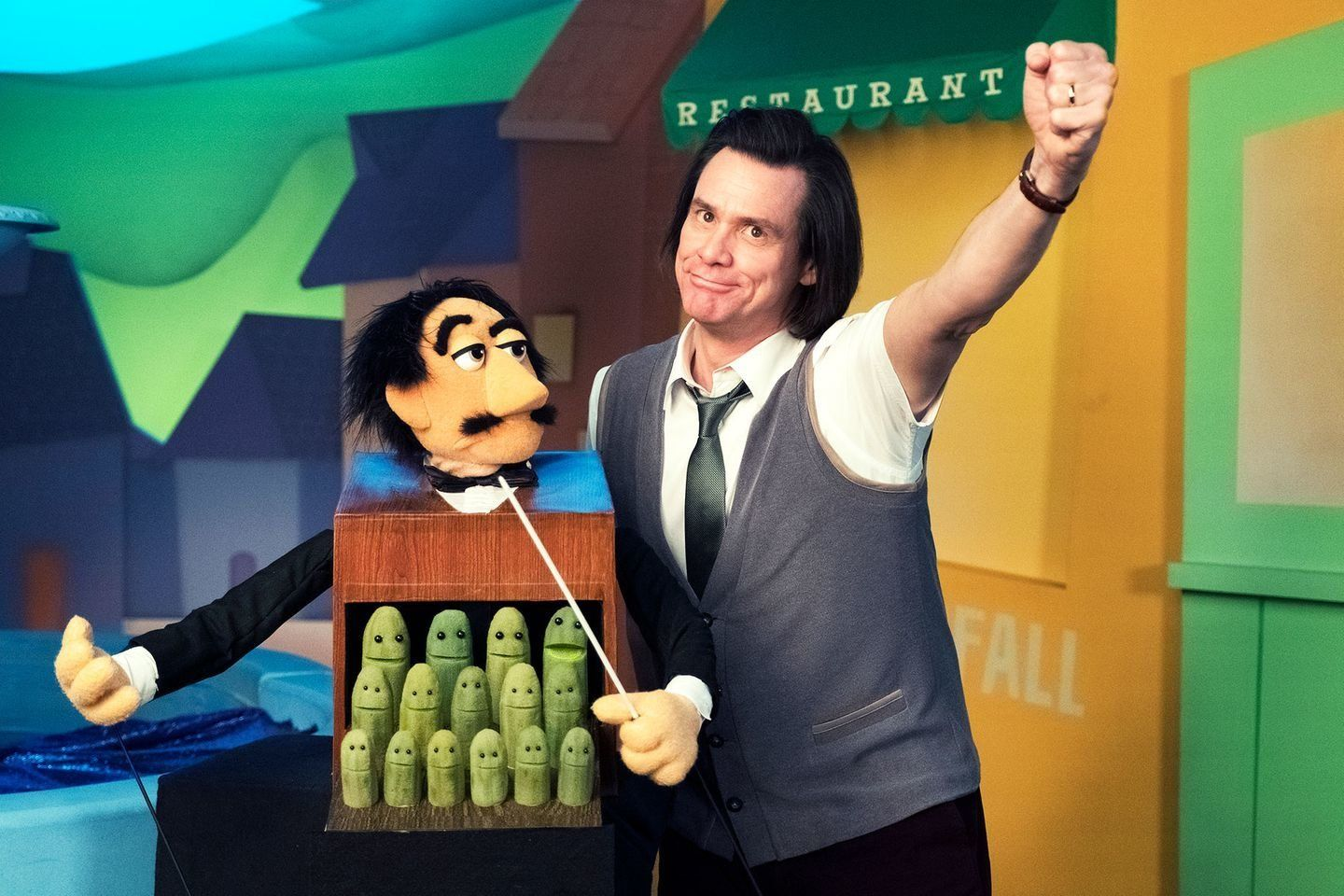 'Kidding' Director Michel Gondry On Reuniting With Jim