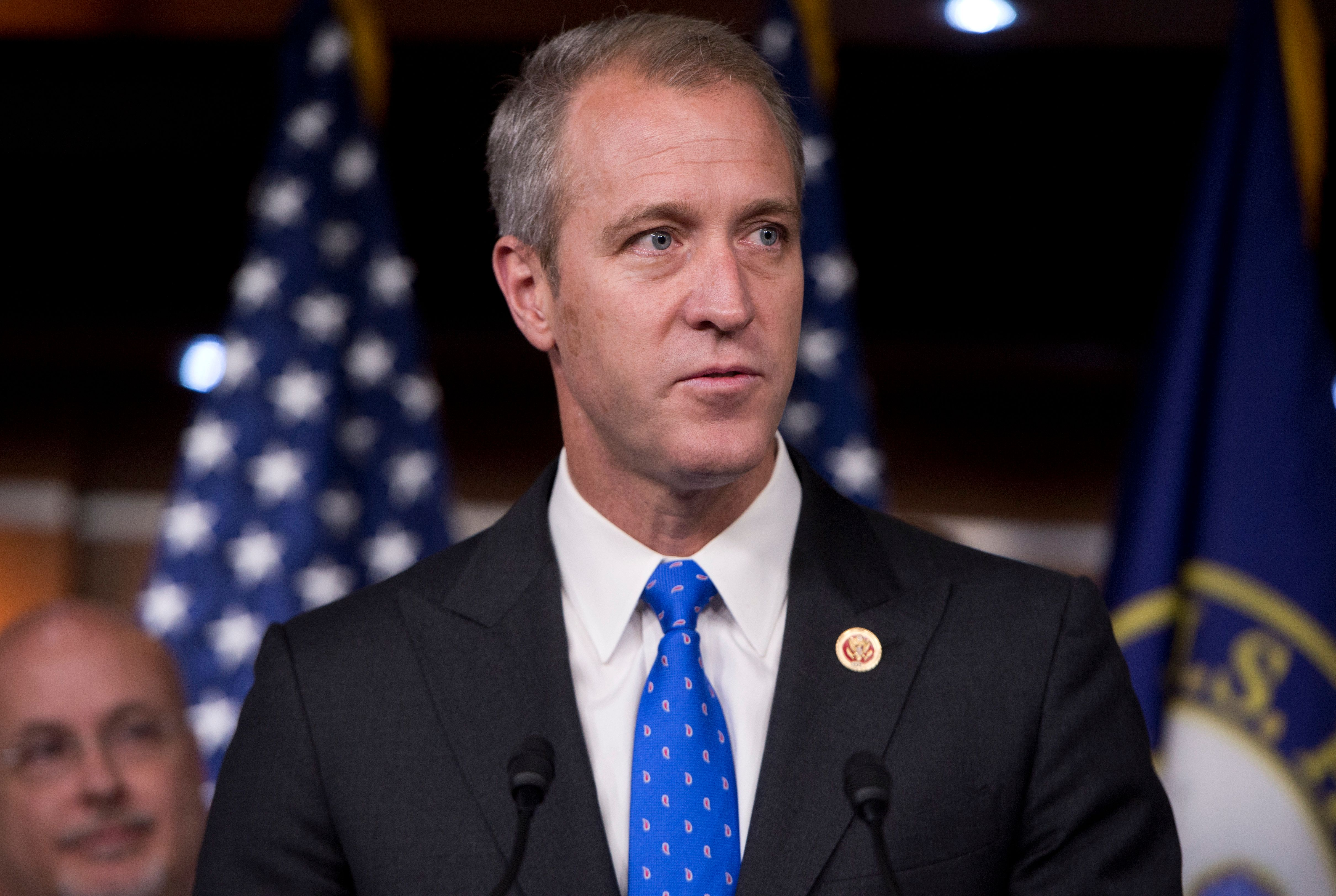 Rep. Sean Patrick Maloney (D-N.Y.) had been raising funds for his re-election to the U.S. House but later decided to run for