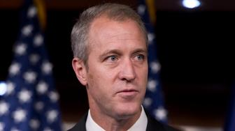 UNITED STATES - JUNE 26: Rep. Sean Patrick Maloney, D-N.Y., speaks at a news conference in the Capitol Visitor Center to express support for the Supreme Court's ruling that the Defense of Marriage Act is unconstitutional and the court's declining to rule on California's Proposition 8, which defined marriage as between one man and one woman. (Photo By Tom Williams/CQ Roll Call)