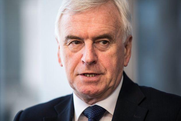 Shadow Chancellor John