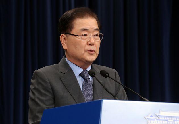 특사단이 밝힌 요새 김정은 위원장이 답답한