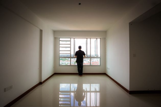 61세 직장암 말기 환자가 집에서 혼자 생을 마감 하기로 선택한