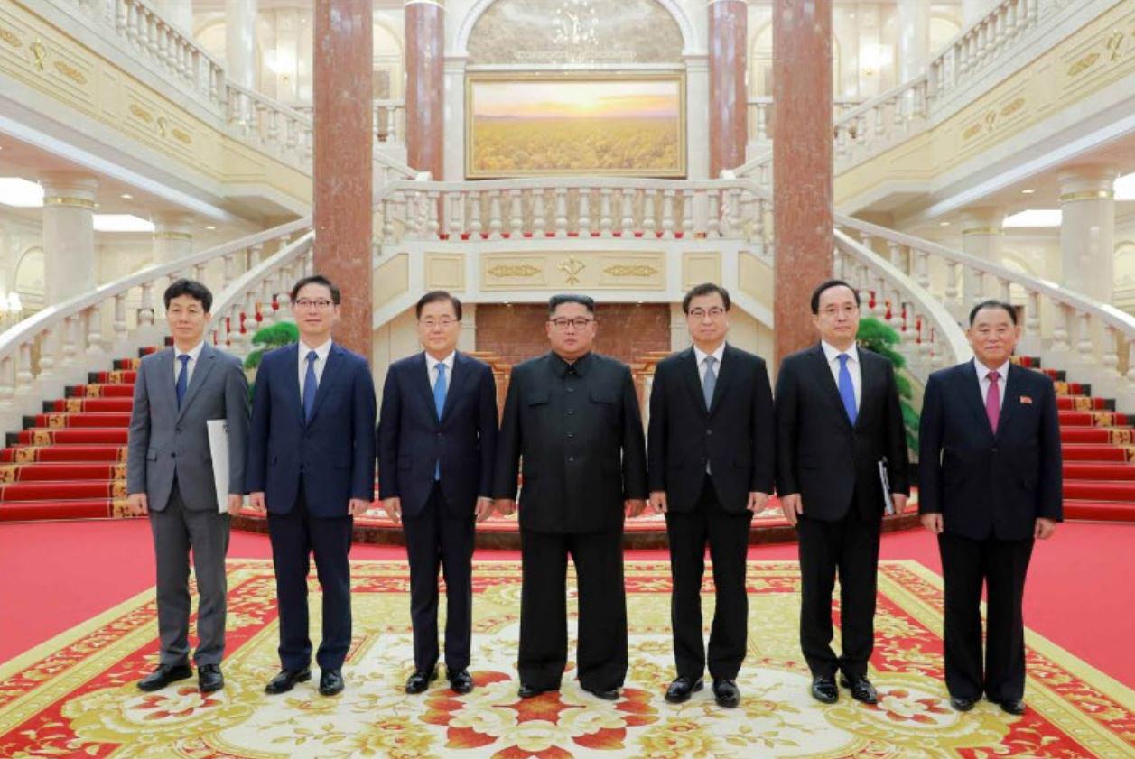 특사단이 밝힌 요새 김정은 위원장이 답답한 이유