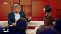 """""""Dunja Hayali"""": AfD-Chef macht Claudia Roth schwere Vorwürfe –Göring-Eckardt schreitet ein"""