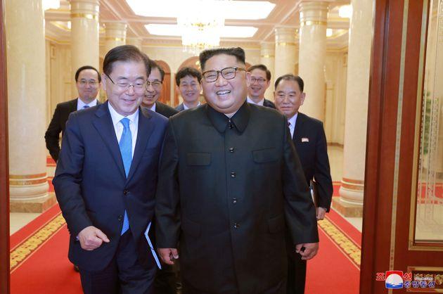 Troisième sommet intercoréen, Kim se réengage pour la