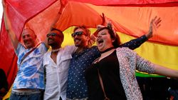 HISTORIC VERDICT: India's Supreme Court Rules Homosexuality Is 'Not An