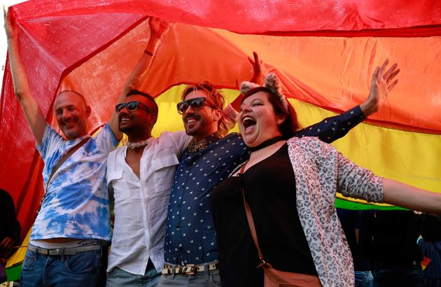 Homosexuality In India Decriminalised In Historic Supreme ...