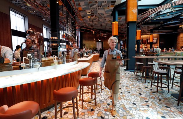 스타벅스가 마침내 커피의 본고장 이탈리아에