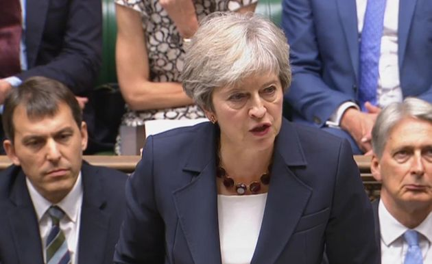 Theresa May has called a meeting of the United Nations Security
