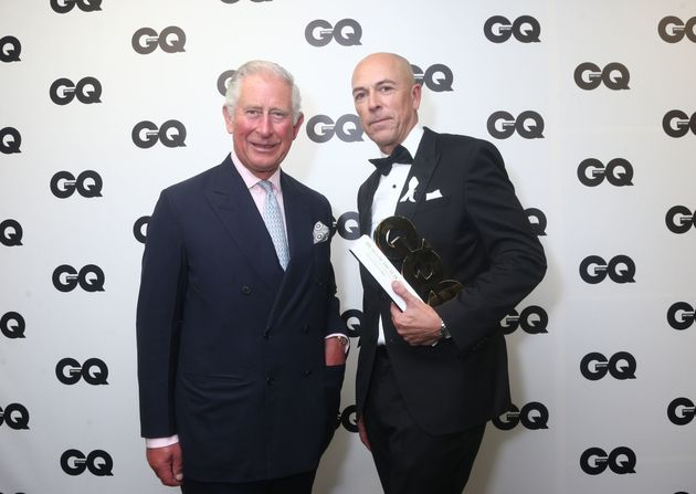 GQ Awards 2018: All The Red Carpet Pics From This Year's Men Of The Year
