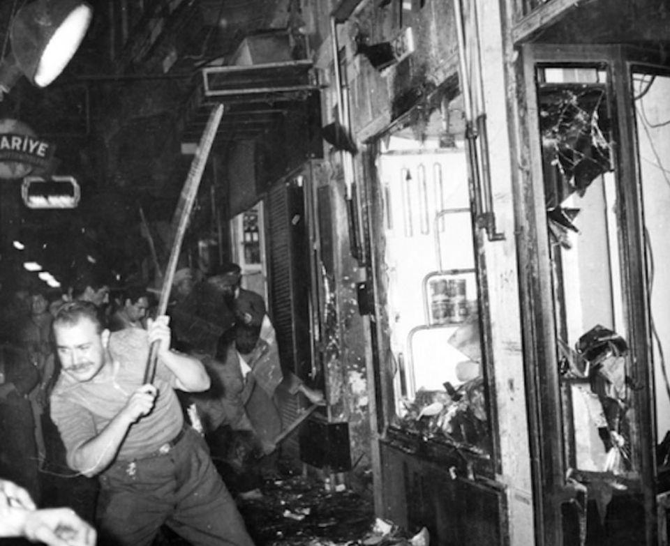 6 Σεπτεμβρίου 1955: Το φονικό πογκρόμ στον Ελληνισμό της