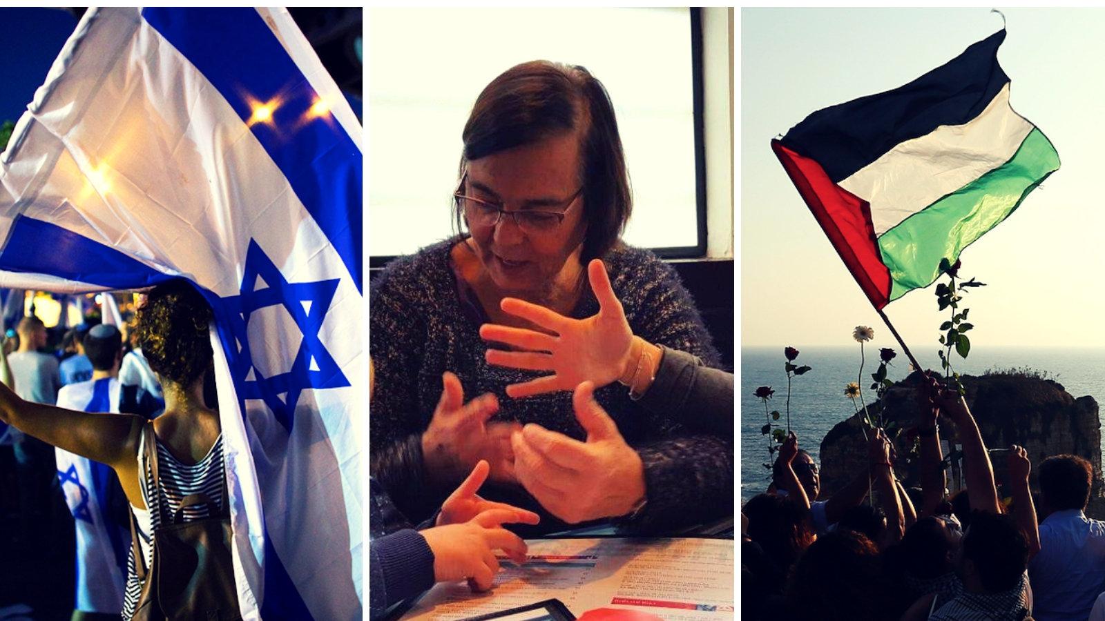 Früher Soldatin, heute Friedensstifterin in Israel: Gegen Hass hilft nur streiten