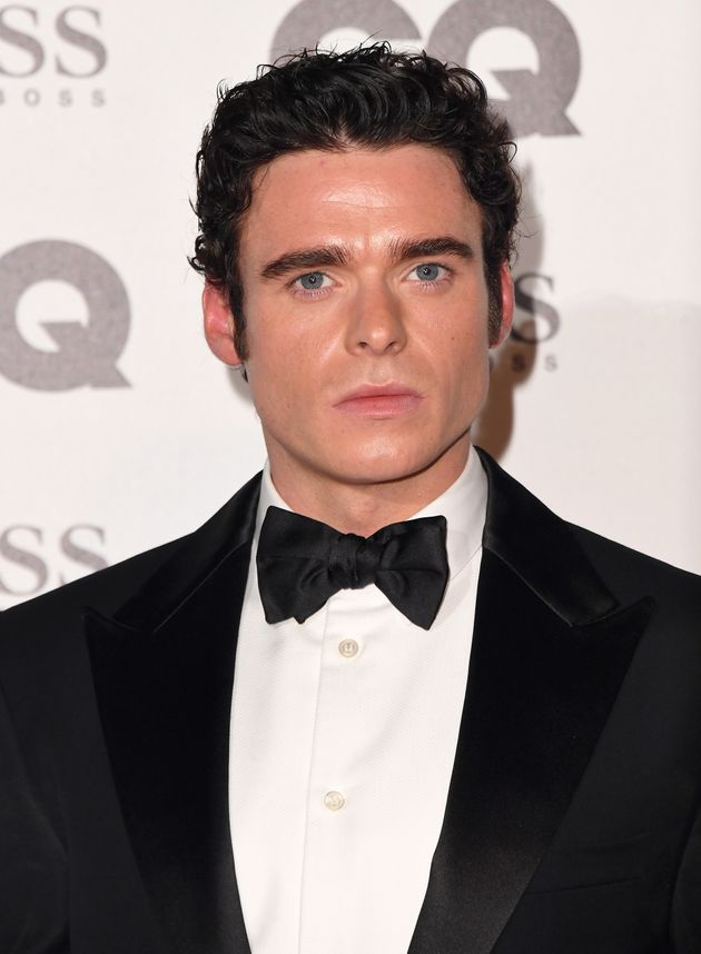 Richard Madden at the GQ Men Of The Year