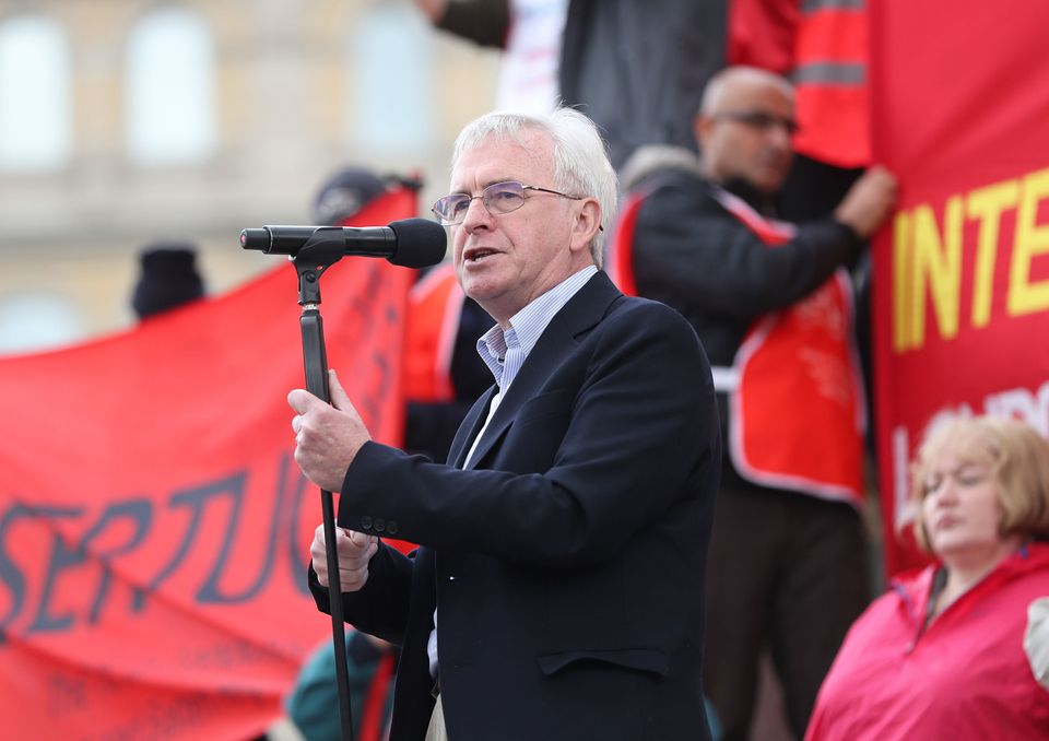 John McDonnell On Why Jeremy Corbyn Doesn't Need To Apologise Again Over