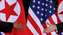 트럼프가 김정은에 감사를