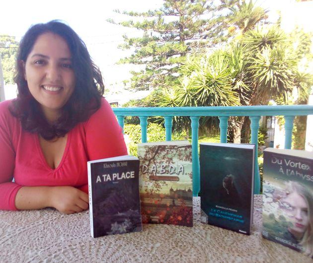 Portrait de Khaoula Hosni, storyteller tunisienne à la plume