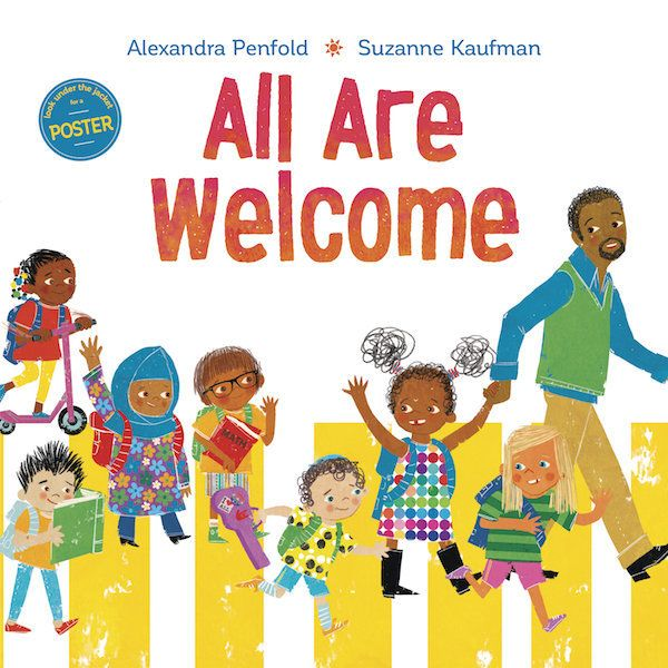 This New York Times best-seller celebrates various cultures and introduces little readers to hijabs, yarmulkes and patkas, as