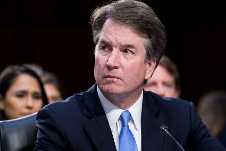 Brett Kavanaugh downplayed the significance of the Roe v. Wade email during his confirmation hearing on Sept. 6.