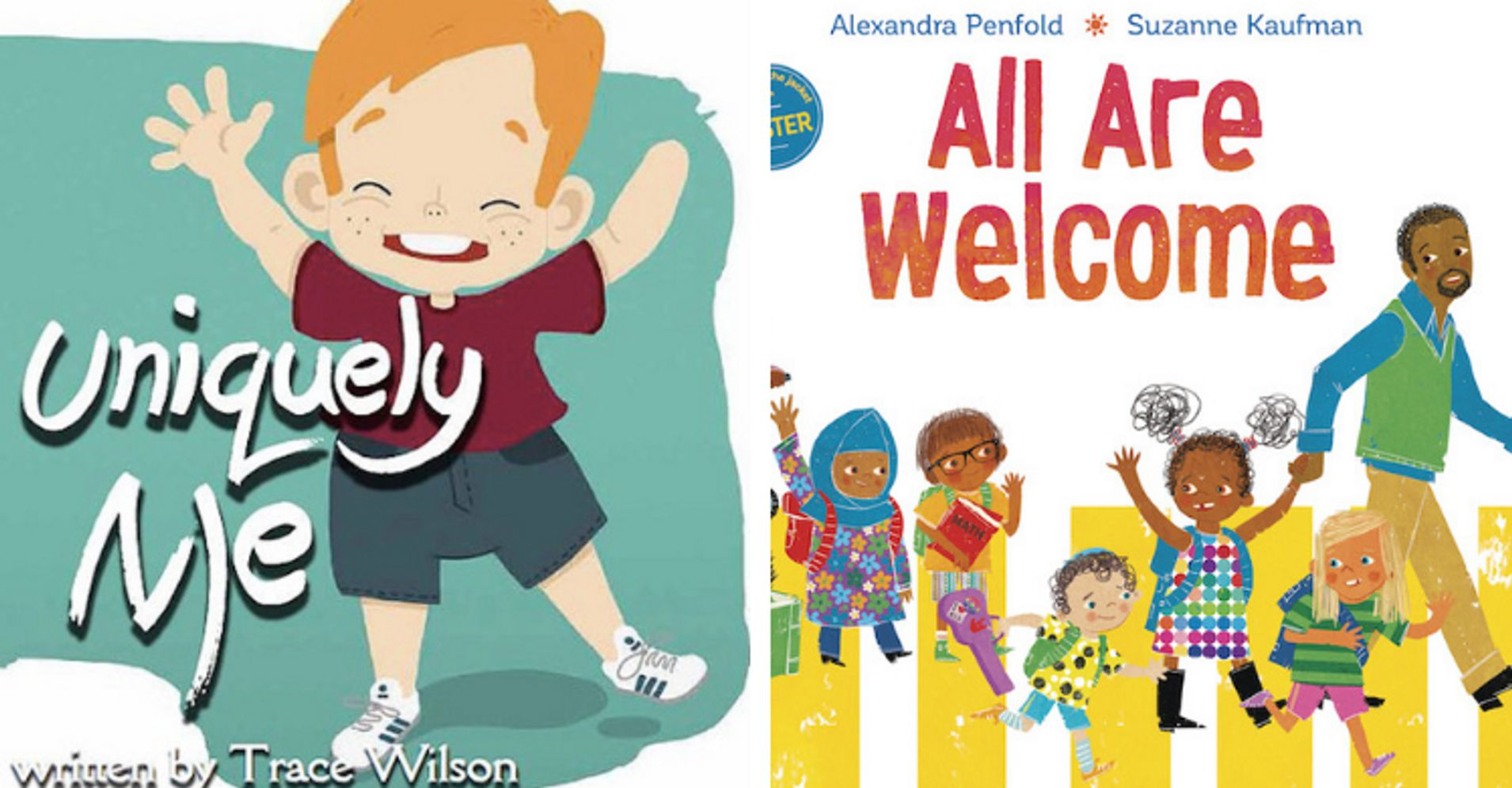 25 Children's Books That Celebrate Differences | HuffPost Life