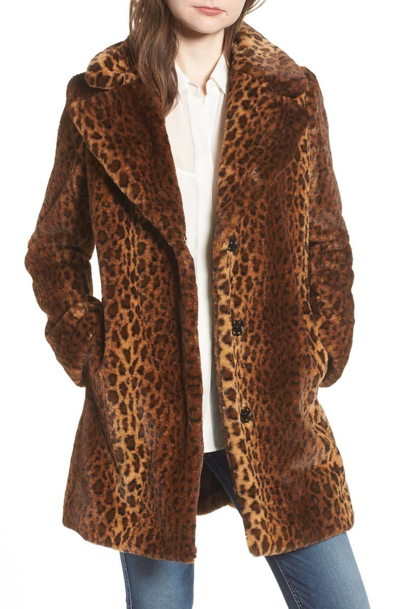 0f6083e347b6 10 Cheap Leopard Print Coats That Don't Look Cheap | HuffPost Life