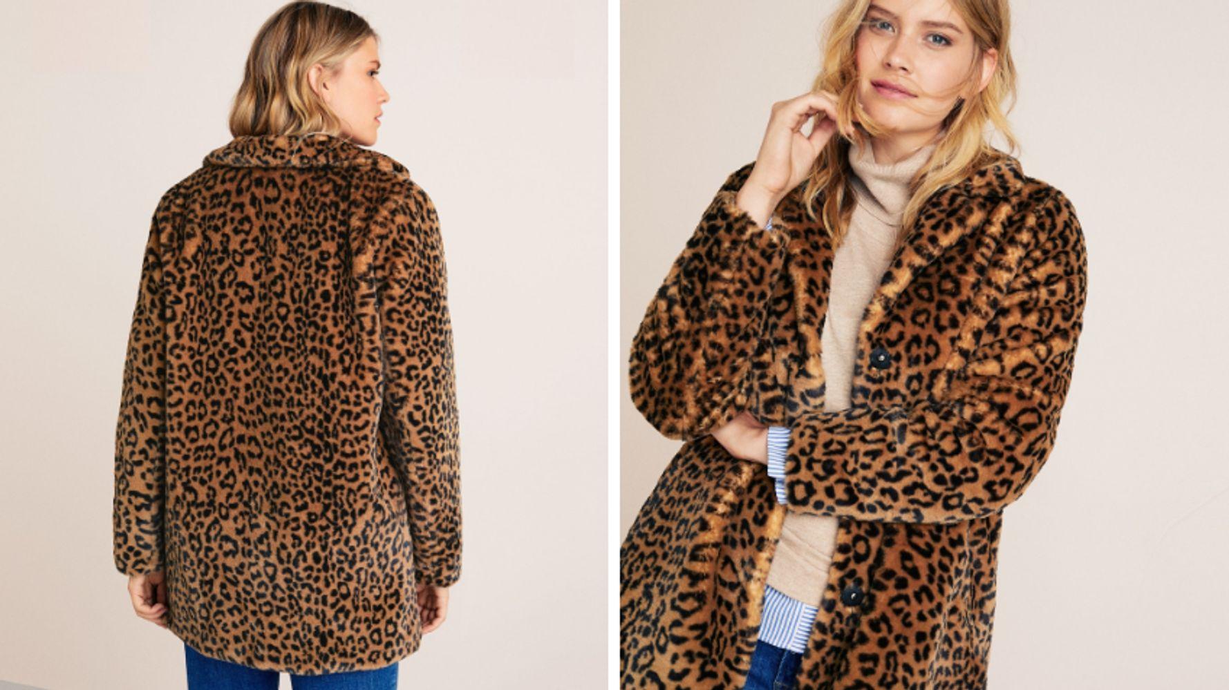 10 Cheap Leopard Print Coats That Don't Look Cheap