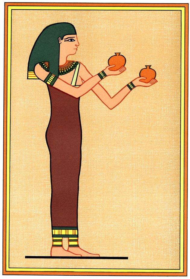 According to Egyptian mythology, Menqet was the goddess of beer, and she ruled over the Place of
