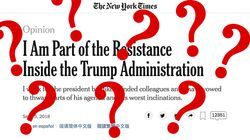 Who Wrote The Anonymous Op-Ed? We Polled Anonymous New York Times