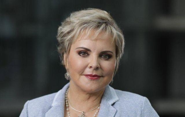Die CDU-Bundestagsabgeordnete Veronika Bellmann unterstellt Muslimen Islamismus und will sie nicht in...