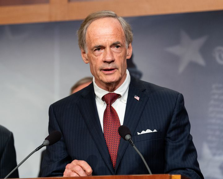 Democratic Sen. Tom Carper has won 13 of 13 statewide general election races in Delaware, starting with his 1976 run for stat