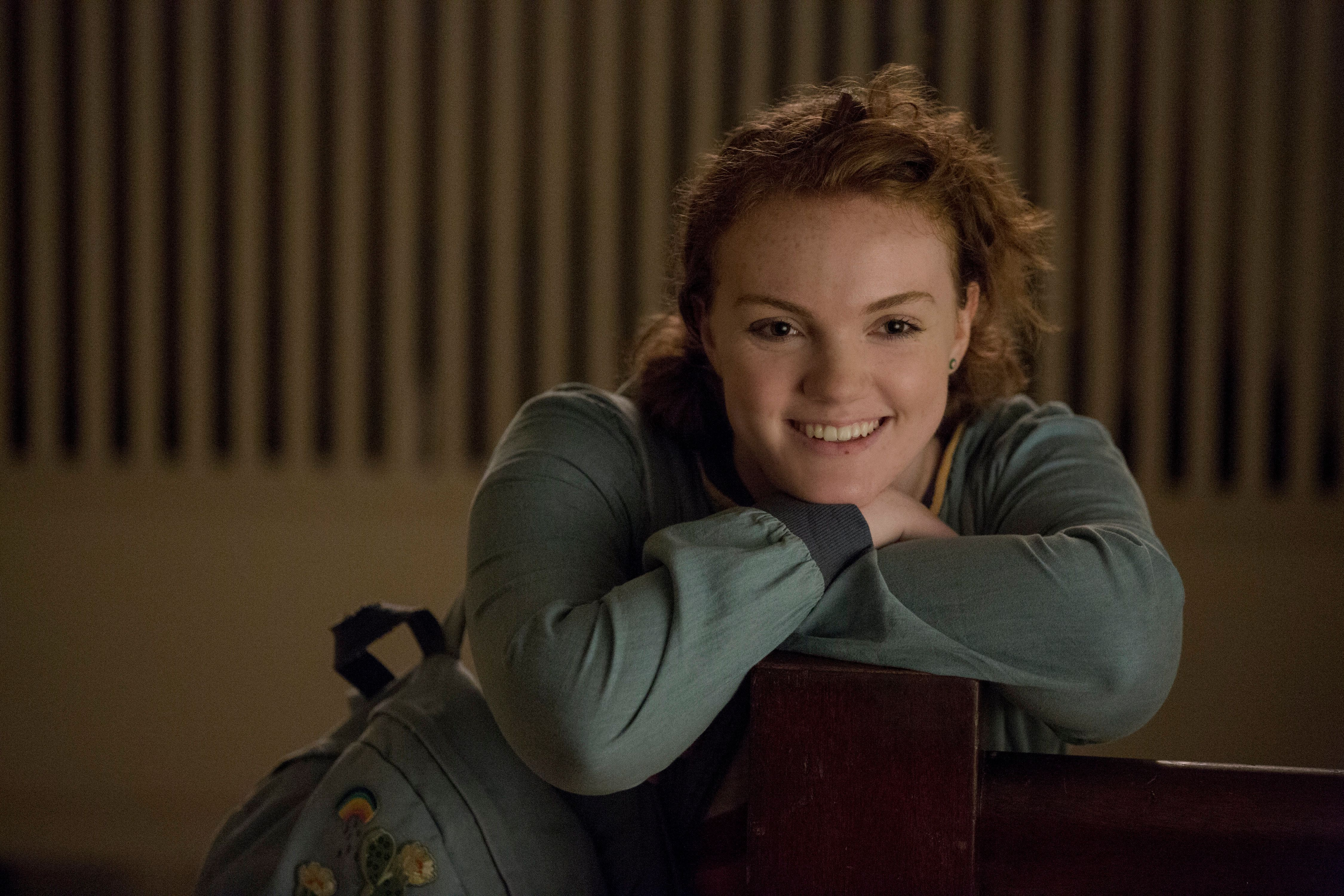 Sierra Burgess (Shannon Purser) becomes a modern-day Cyrano in Netflix's latest teen romcom.