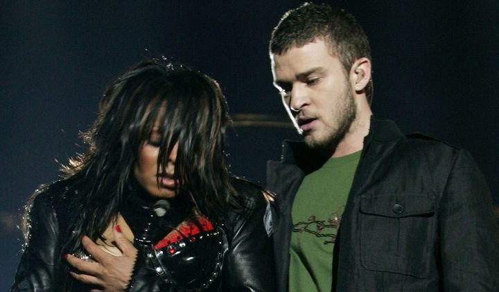 CBS chairman and CEO Les Moonves was incensed at Janet Jackson after the singer's infamous wardrobe malfunction at Super Bowl XXXVIII in 2004.
