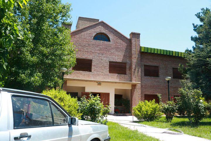 This Dec. 16, 2016 file photo shows the Antonio Provolo Institute in Lujan de Cuyo, in Argentina's Mendoza province.