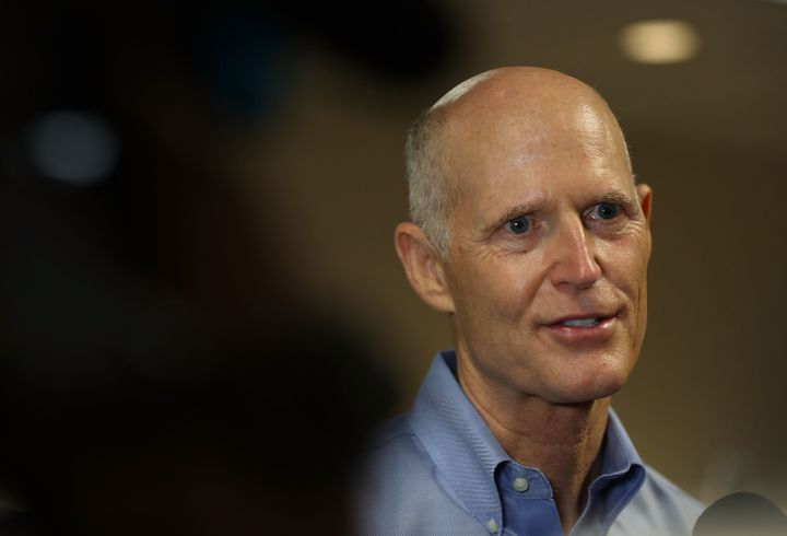 Florida Gov. Rick Scott supports the state's Hope Scholarship program.