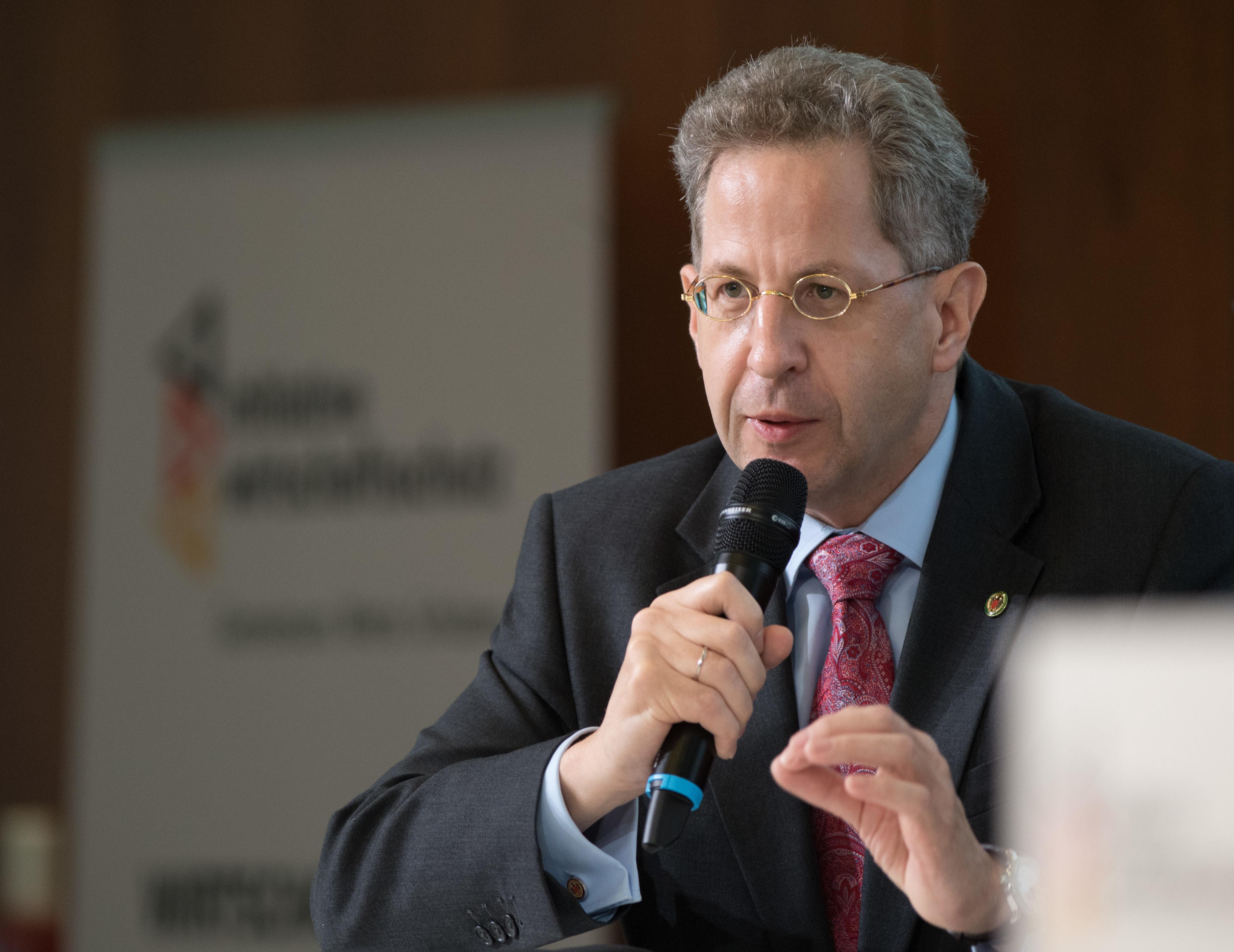 Chemnitz: Verfassungsschutz-Chef sieht keine Belege für Hetzjagd