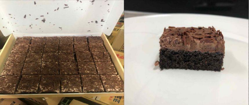 풀무원 케이크 먹은 학생들이 무더기로 식중독에 걸렸다