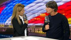 ZDF-Moderatorin fragt Löw nach Özil –da ändert sich seine