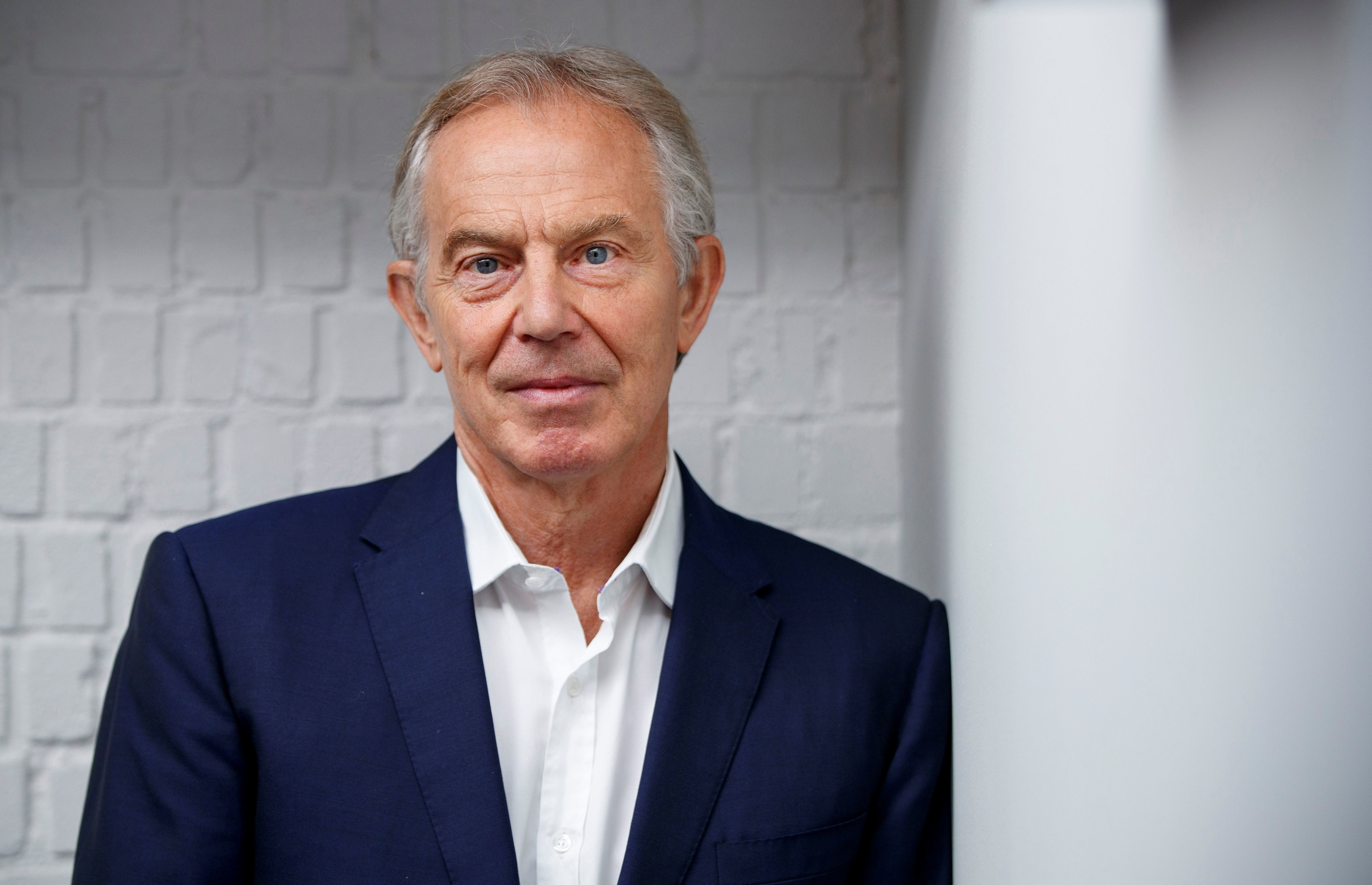 Former Prime Minister Tony Blair doubts Labour can be taken back by