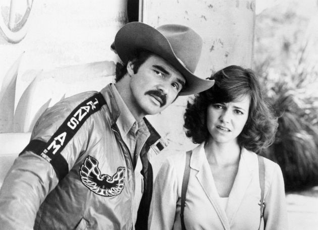Burt and Sally in 'The