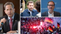 SPD und Grüne kritisieren Aussagen von Maaßen zu Hetzjagden in Chemnitz